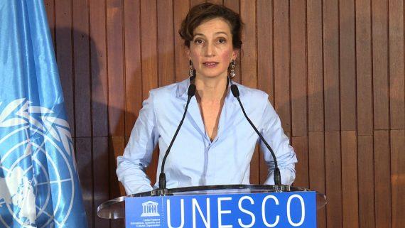 Audrey-Azoulay-UNESCO-gauche-communiste-Irina-Bokova-e1508250434648.jpg