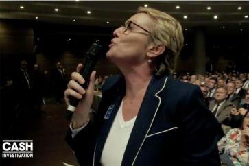 Les-fonctionnaires-dehors-Journalistes-de-merde-Elise-Lucet-malmenee-a-une-AG-de-Carrefour